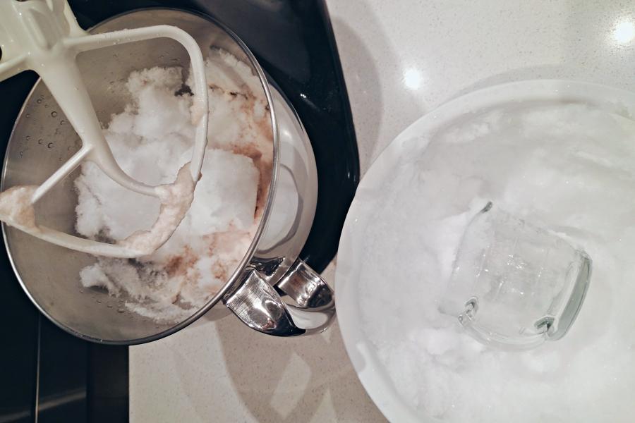 snow-cream
