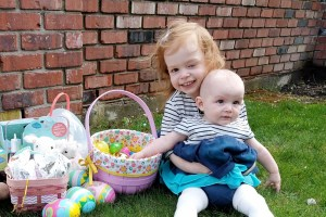 Our Easter as a Family of Four {2016}