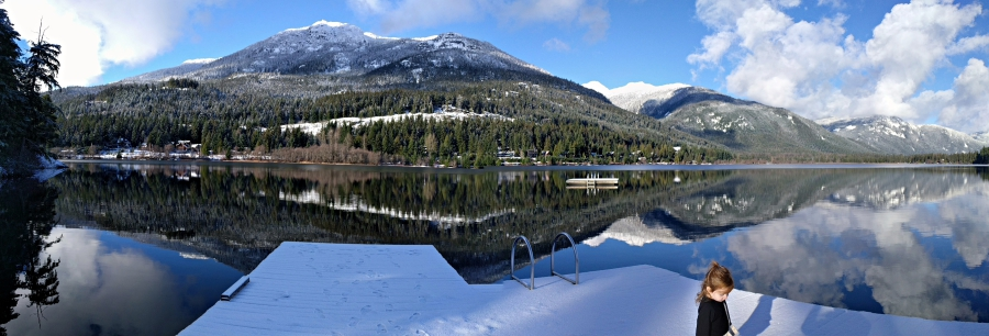 Alpha Lake Whistler