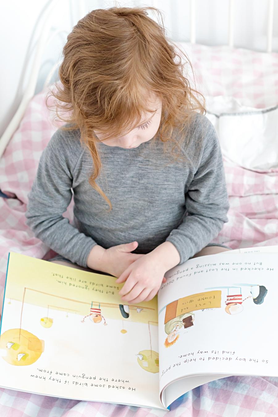 Simply Merino thermal merino wool pyjamas