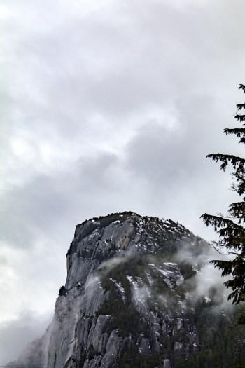 Squamish River Estuary, The Chief
