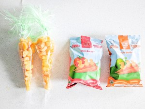 Easter Carrot Goody Bags