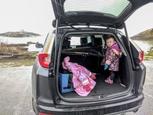 Driving the 2017 Honda CRV As A Family Vehicle