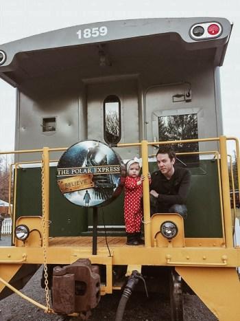 Polar Express in Squamish, British Columbia