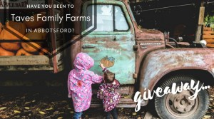 Taves Family Farms: Giveaway