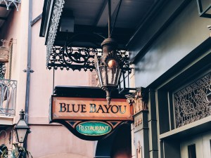 Why Should You Eat At The Blue Bayou In Disneyland?
