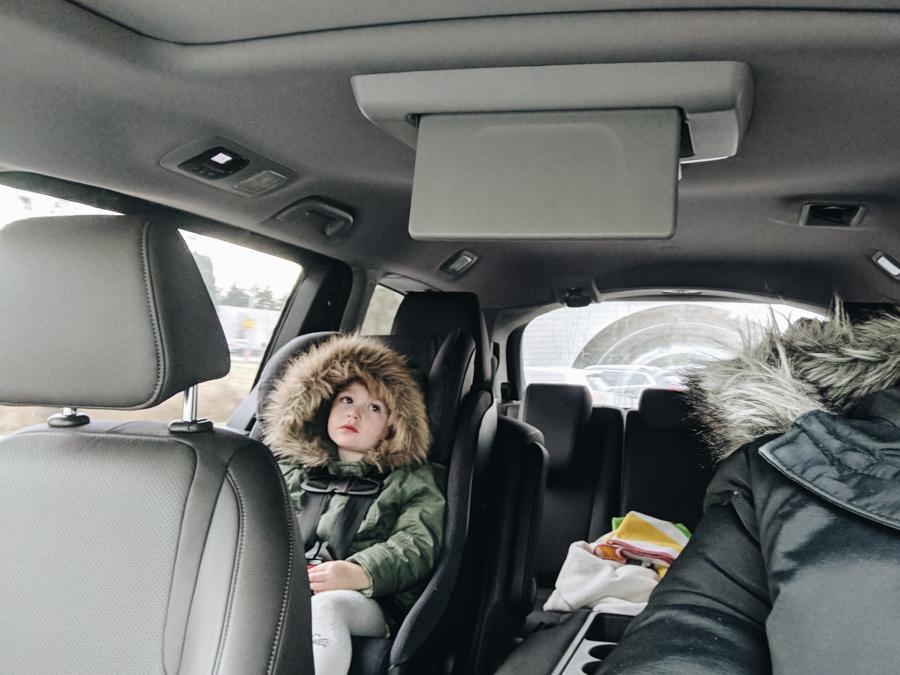 When you need a larger family vehicle, family travel, Honda, 2018 Honda Odyssey