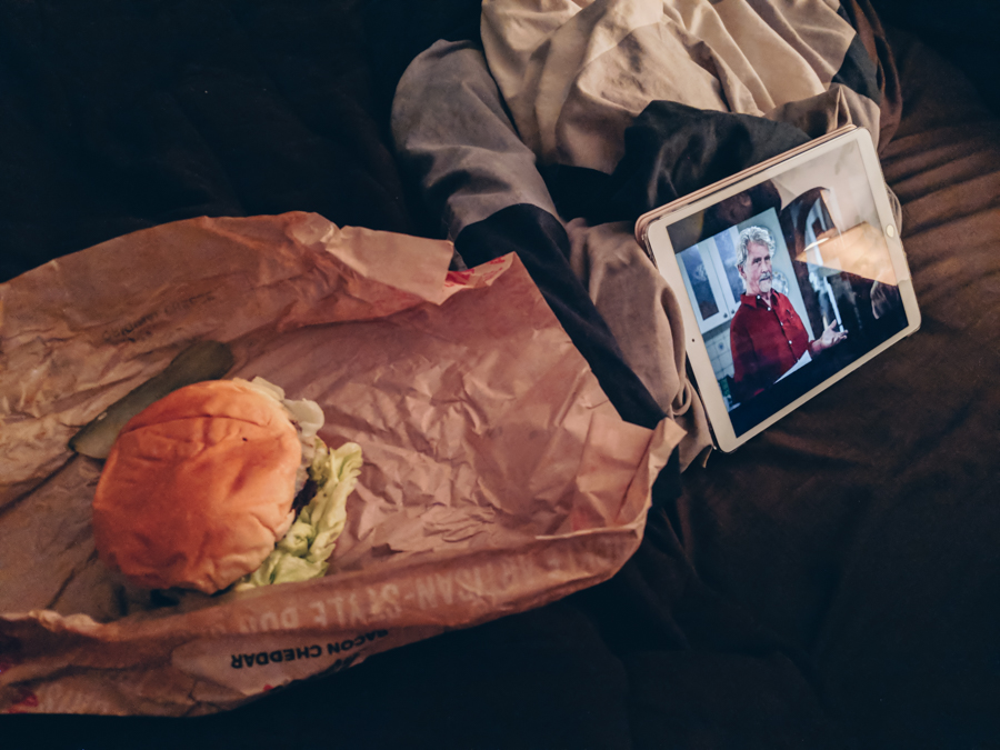 cancer, chemo, Netflix, binge watching shows, watching movies during chemo