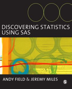 Discovering Statistics UsingSAS Cover