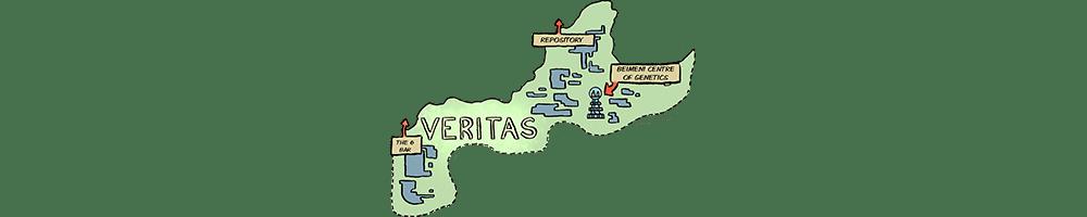 Map of Veritas