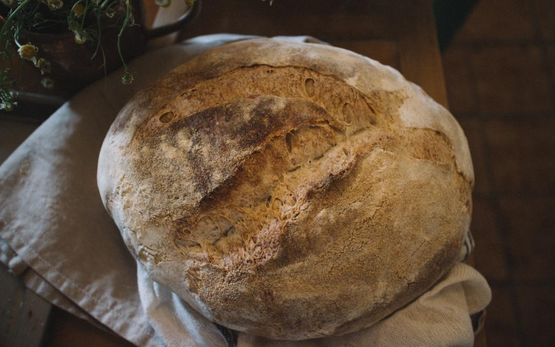 Sourdough bread- blood sugar and weight management