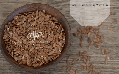 Get Things Moving With Flax