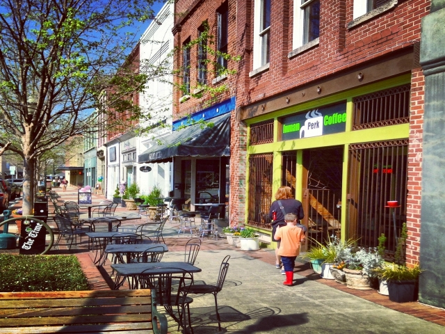 Places Eat Breakfast Downtown