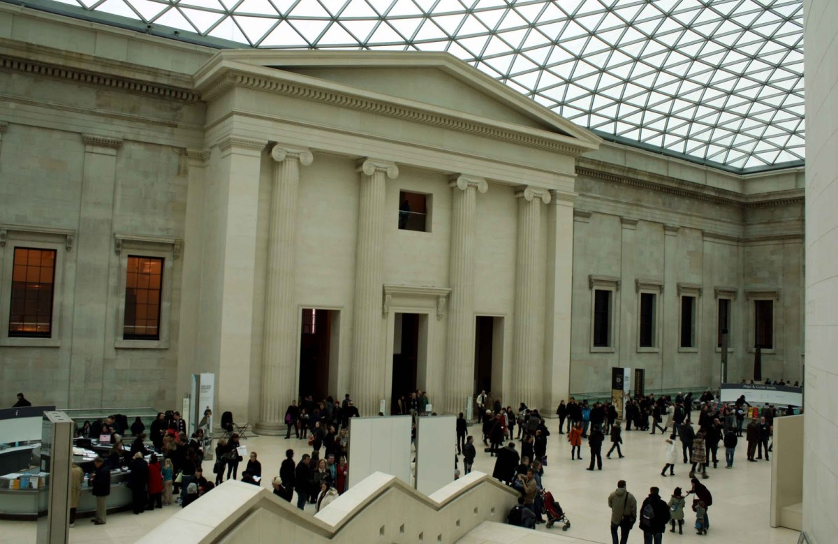 Discover London - Family tours - British Museum