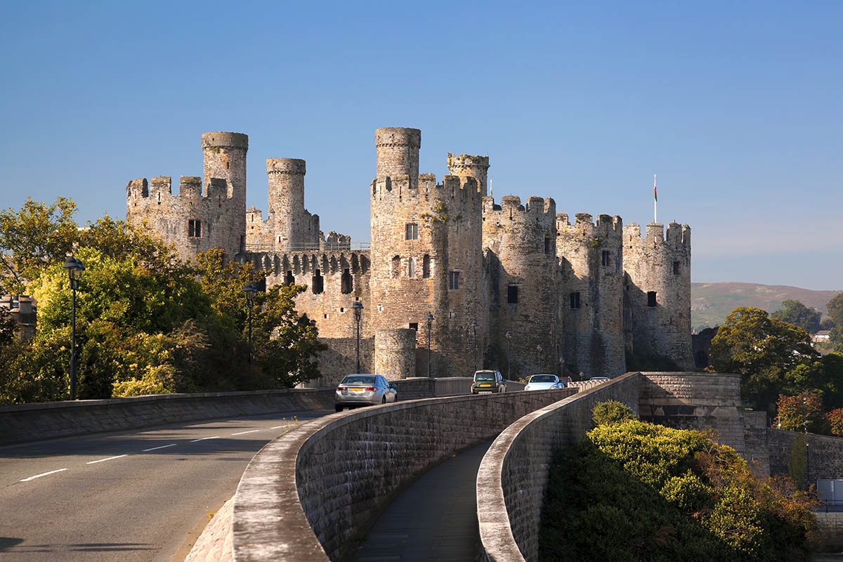 Discover London - VIP tours - Conwy Castle