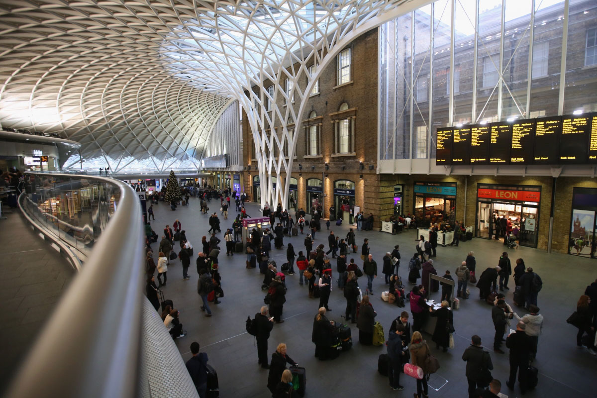 Discover London - Family tours - King's Cross