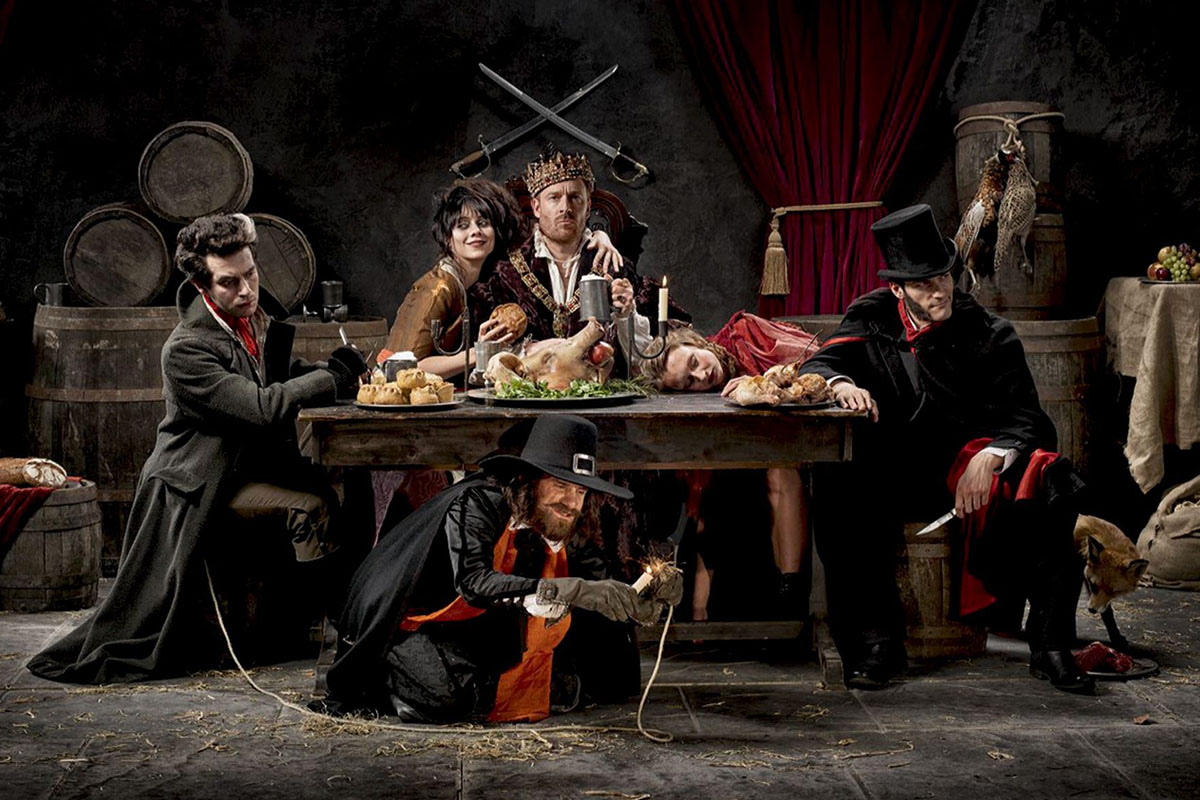 Discover London - Family tours - London Dungeon