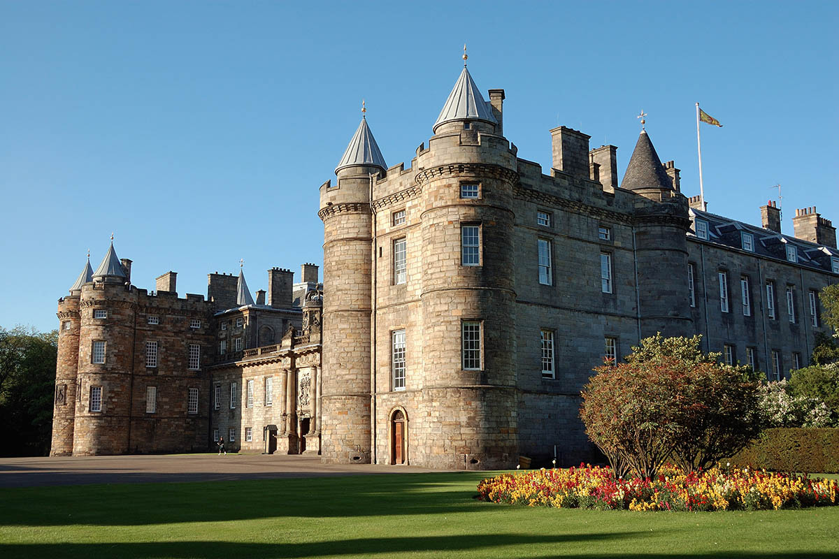 Discover London - VIP tours - Palace of Hollyrood