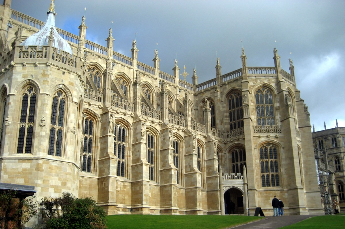 Discover London - Half day tours - St. George's Chapel