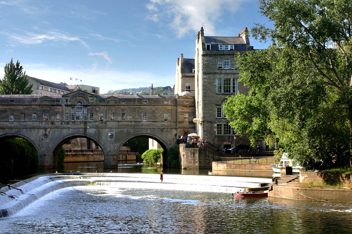 Discover London - Day Tours from London - Bath - Pulteney Bridge