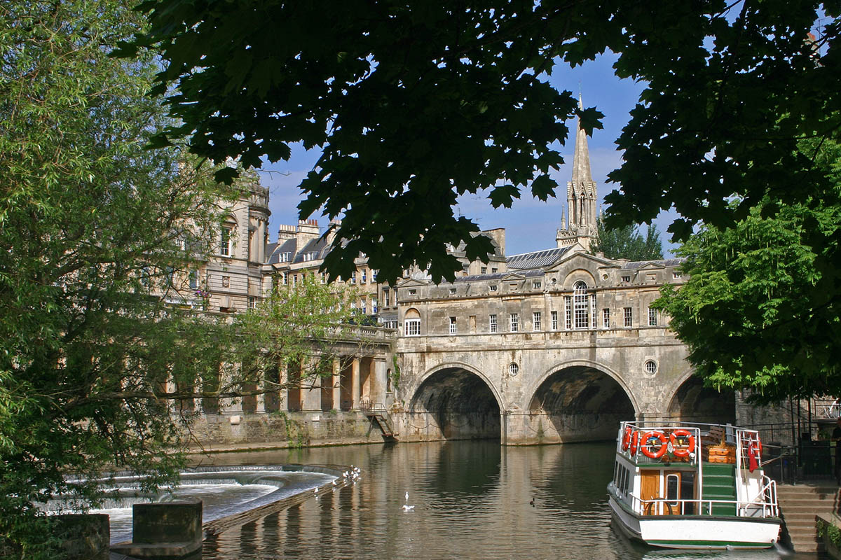 Discover London - Day Tours from London - Bath -Pulteney Bridge