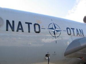 NATO marked E3 Sentry at NATO Days 2012 OStrava Czech Republic