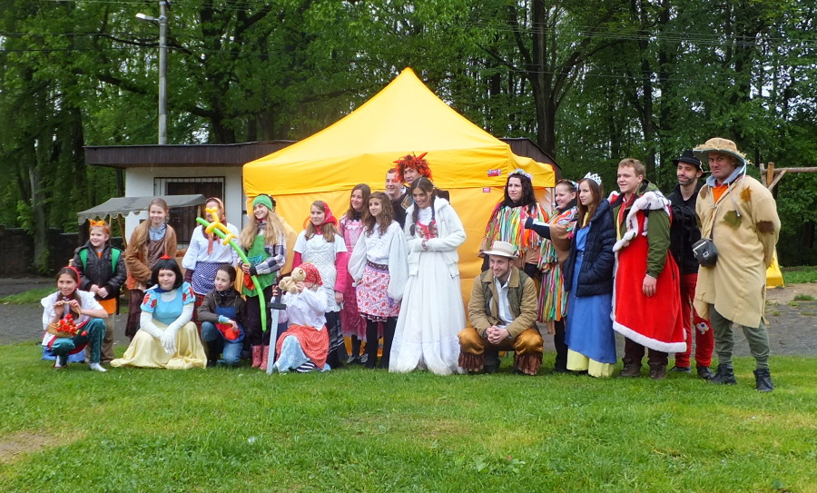 Pohadkovy Les - Fairytale Forest. Czech traditions.