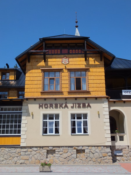 Built in the traditional Wallachian style and recently renovated to a very high standard. Czech camping.