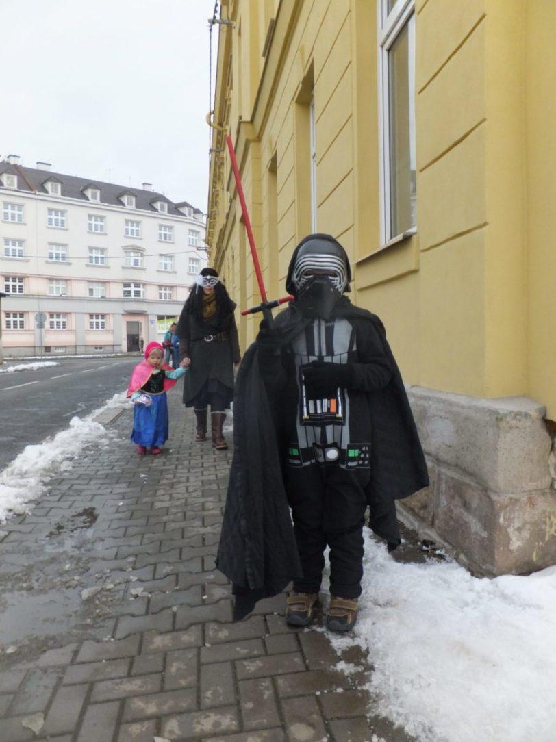 Kylo Ren/Darth Vader hybrid