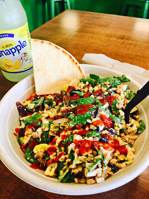 Healthy Places Eat Dallas