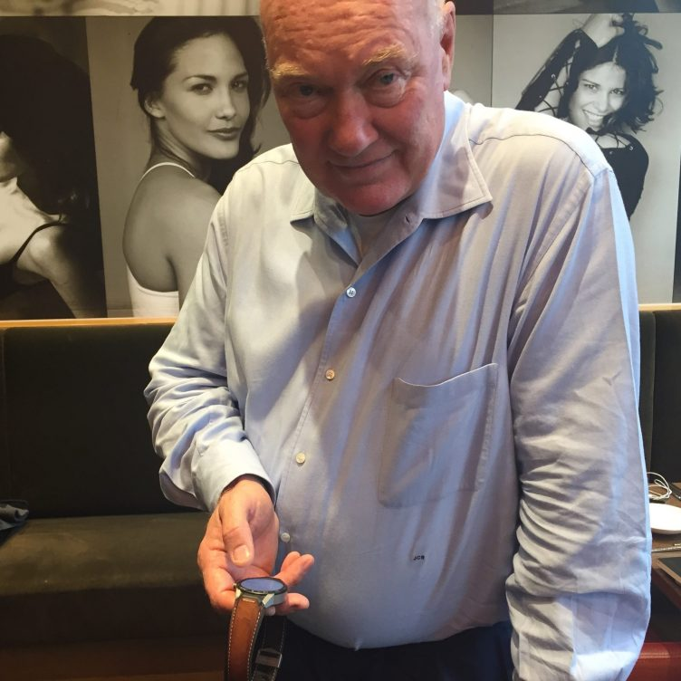 TAG Heuer | CEO | Jean Claude Biver | Lifestyle, Influencers | Discover Out Loud