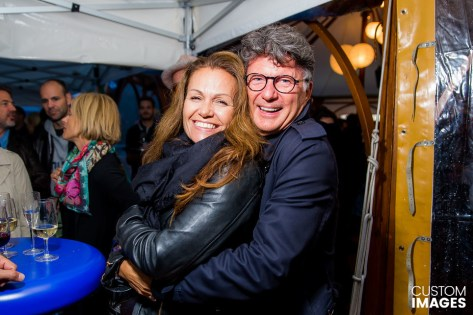 Image Consultant Clifford Lilley & Karina Berger