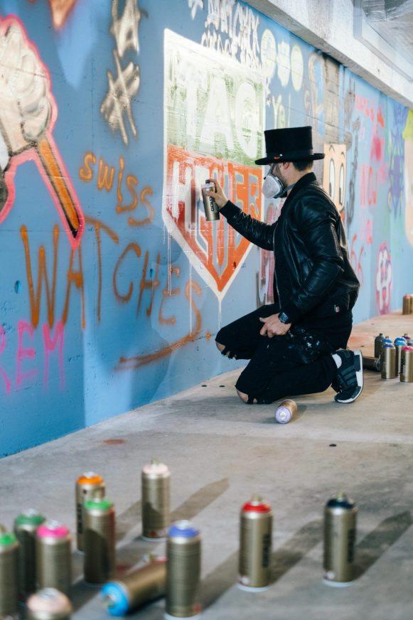 Alec Monopoly | TAG Heuer | Culture, Art | Discover Out Loud