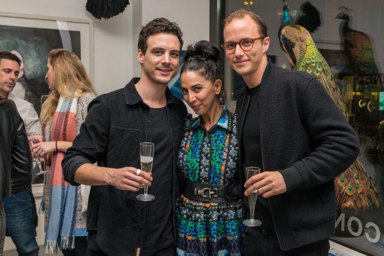 Silvano Zeiter, Ariane Tavakol & MO Tschabold
