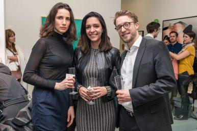 Oana, Fernanda & Cedric Mutz