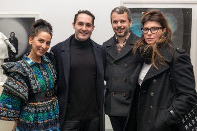 Ariane Tavakol, Andy Hermann, Carmela