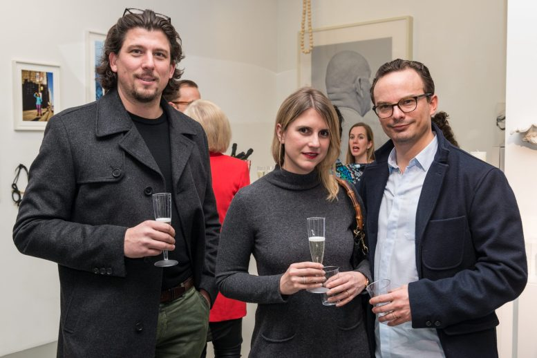 Gerry Lerner, Irene & Nicolas