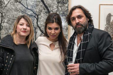 Areti, Bahareh & Michail