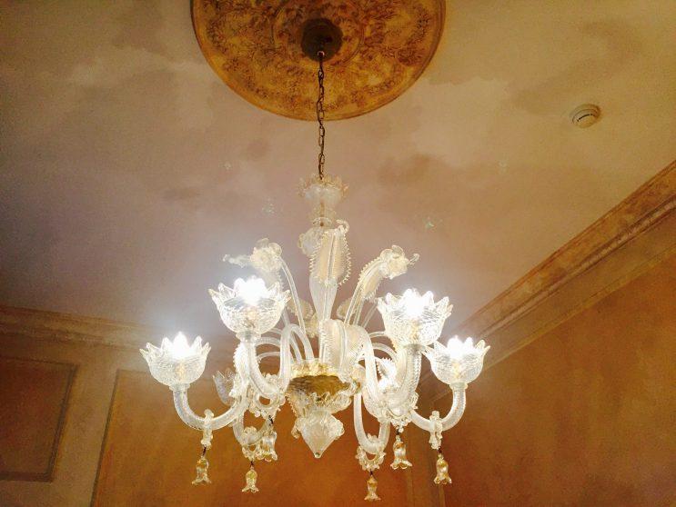 Original Murano Chandelier