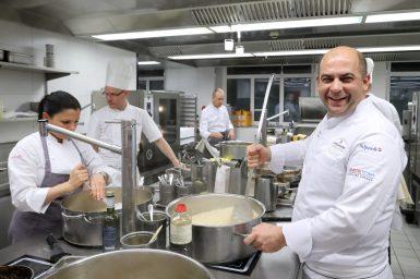 Chef Egidio Iadonisi.