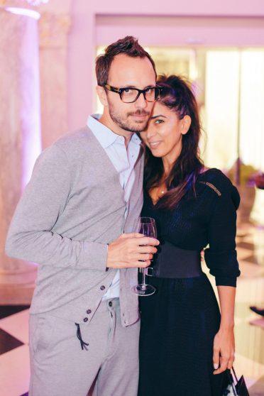 Alessandro and I