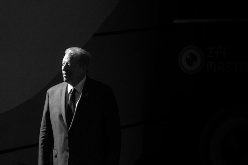 VP Al Gore