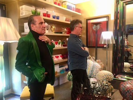 Carlo Rampazzi & Clifford Lilley