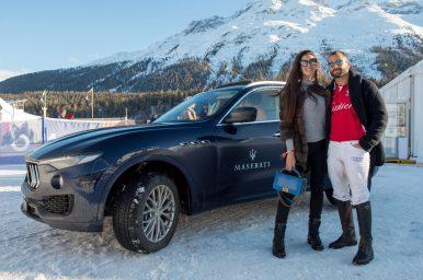 Cartier-Captain-Rommy-Gianni and top model girlfriend Shannon de Lima