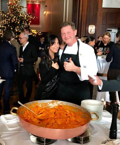 With Michelin Starred Chef Enrico Cerea