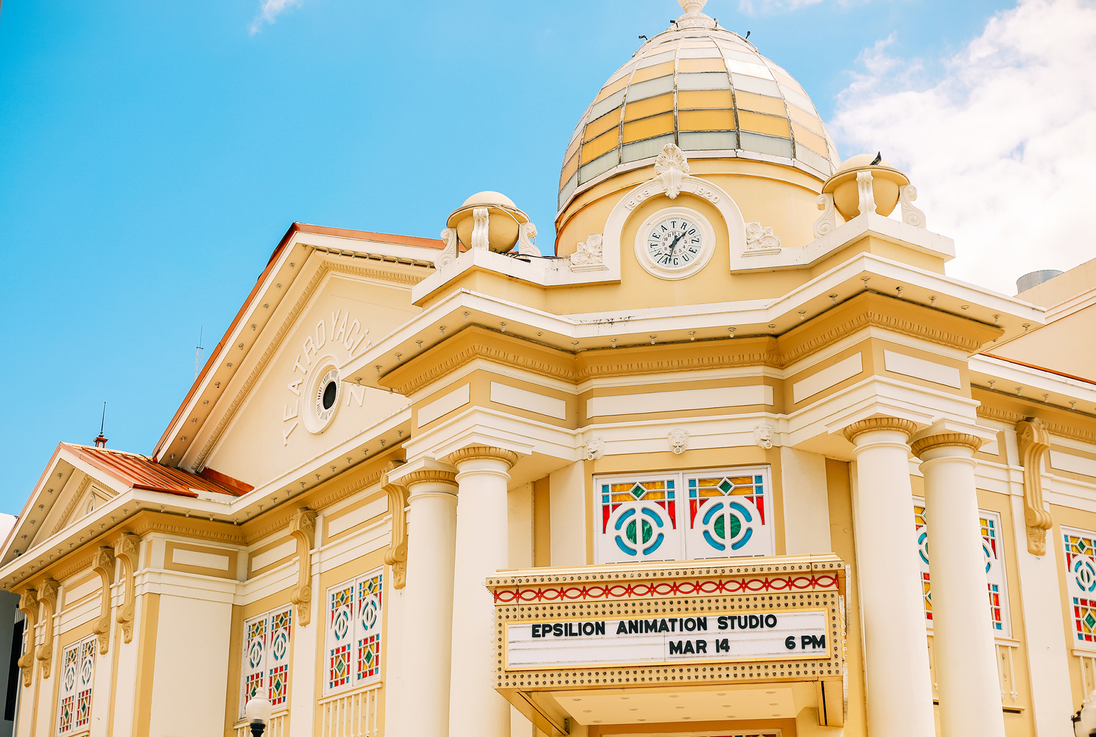 Puerto Rico S Most Important Theaters