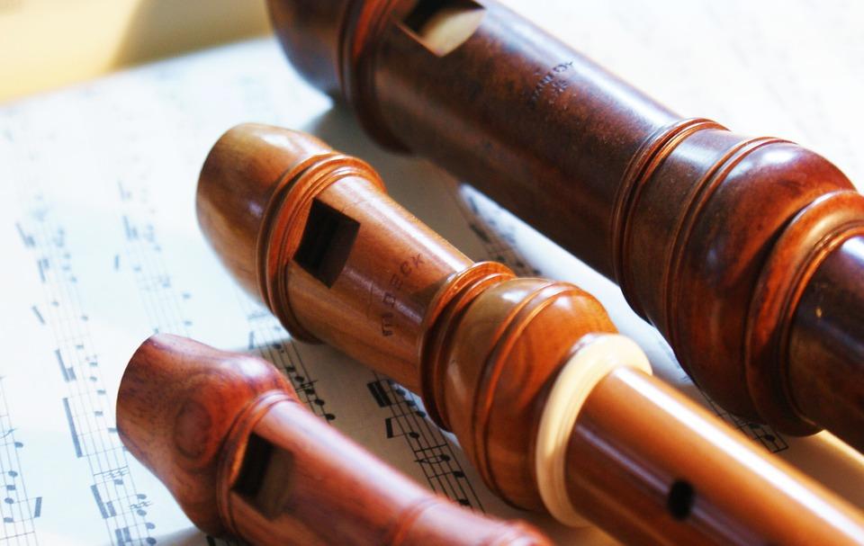 A trio of recorders
