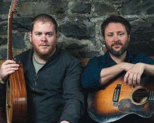 Sherman Downey and Matthew Byrne will perform at the St. Andrew's United Church in Pakenham on Oct. 1 and at the Burritt's Rapid Community Hall on Oct. 2.