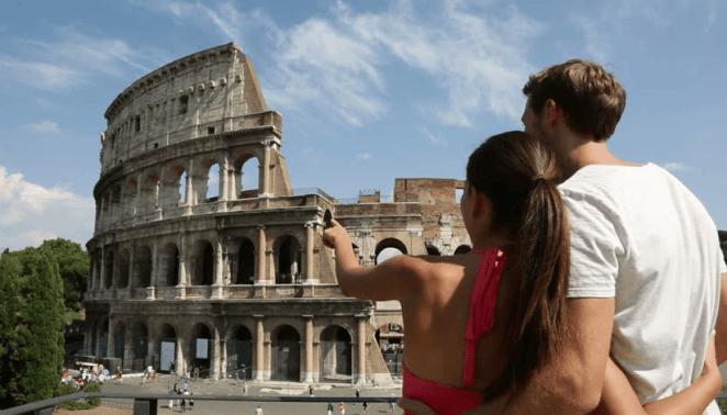 Honeymoon Destination in Italy
