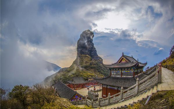 Fanjingshan China